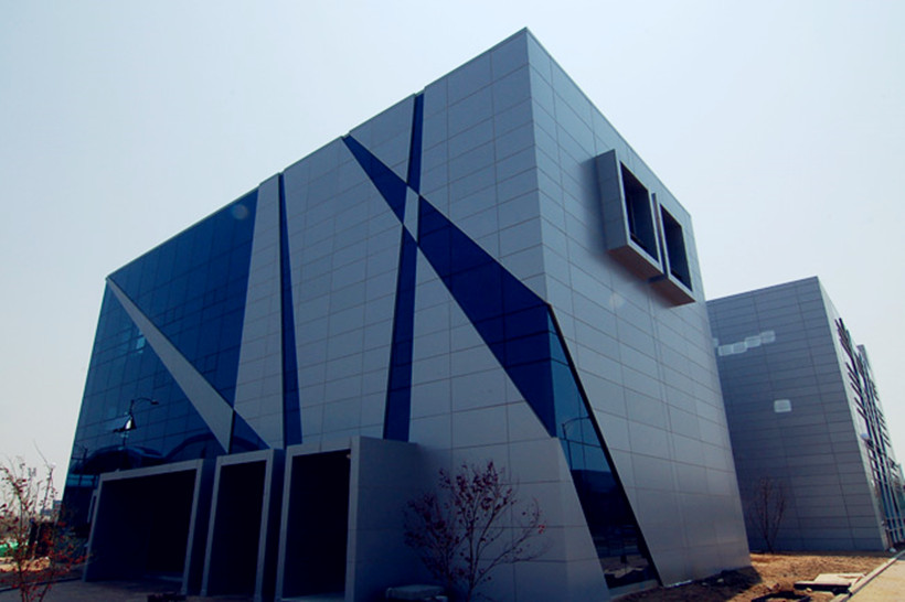 Butch Air conditioning Ltd PU Sandwich Panel Project
