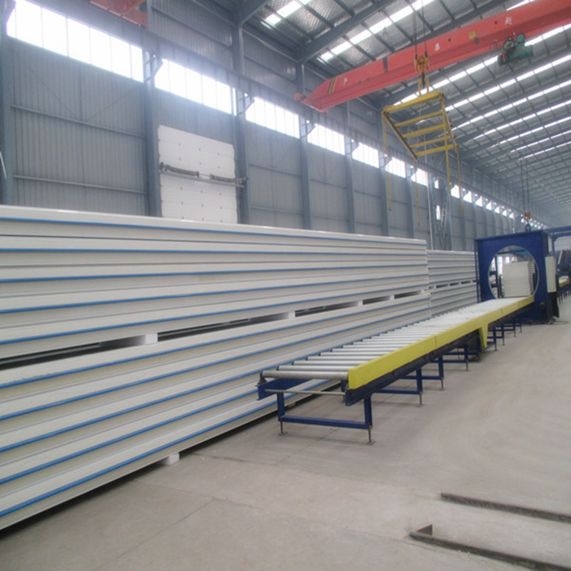 THE ADVANTAGES OF POLYURETHANE SANDWICH PANEL IN BRD
