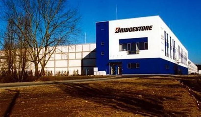 Thailand Bridgestone Tire Factory Rock Wool Sandwich Project