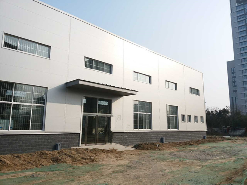 Xuchang Experimental High School Rockwool Panel Project