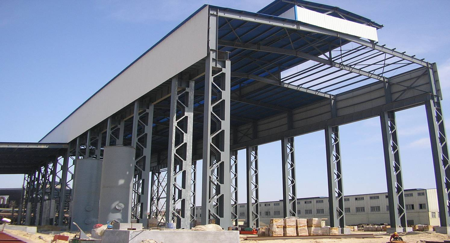 Steel Structure Warehouse-1