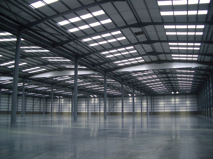 Steel Structure Warehouse-2