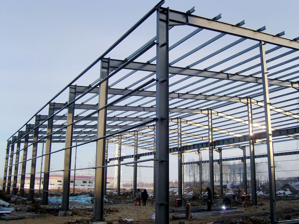 Steel Structure Warehouse-3