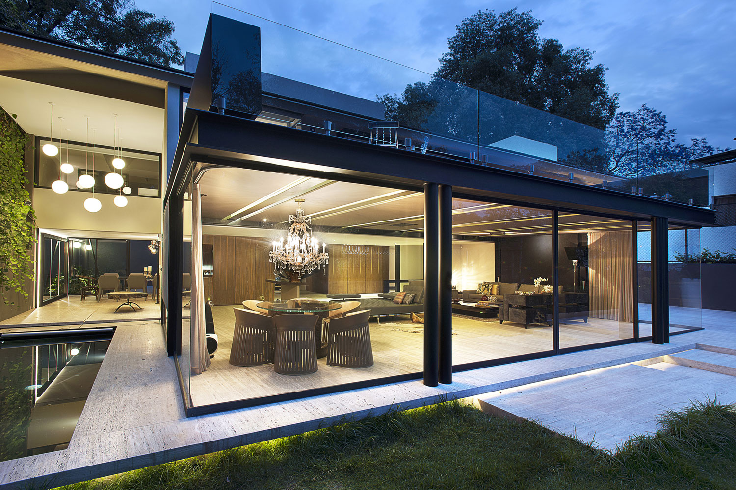 Steel Structure Villa-2