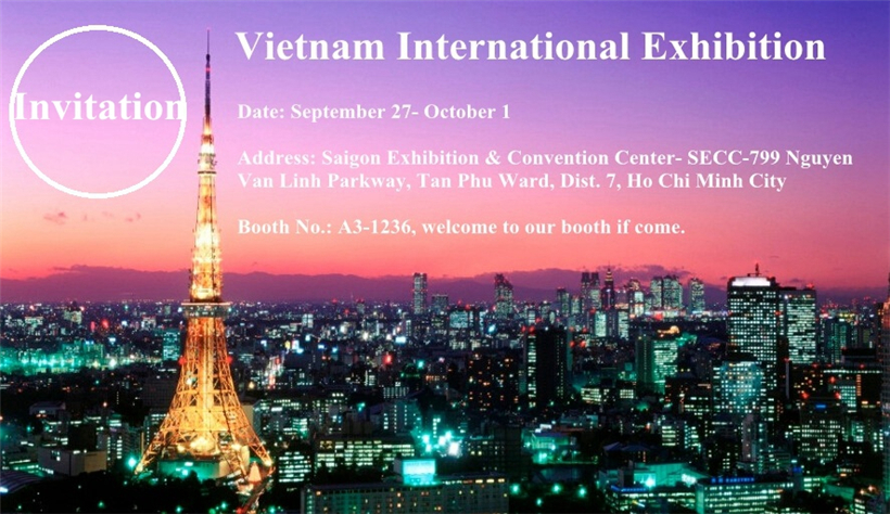 BRD Group Will Attend 2017 Vietnam International Exhibition