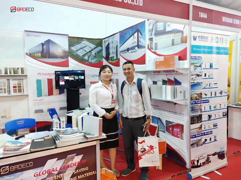 Live Broadcast! BRD Appears At Vietnam Exhibition